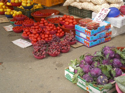 Buying produce off the ground never tasted this good.