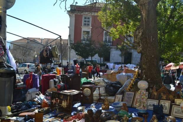 Theive's Market, Lisbon